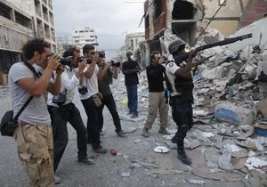 Репортеры без границ назвали число погибших журналистов в 2010 году