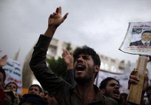 В столице Йемена в столкновениях погибли 15 человек