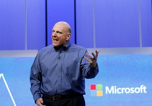 Балмер уходит. Эксперты обозначили вероятные причины отставки и преемника главы Microsoft - ceo майкрософт - гейтс