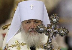 Патриарх Кирилл подвел итоги первого года служения: Народ Руси становится ближе к Богу