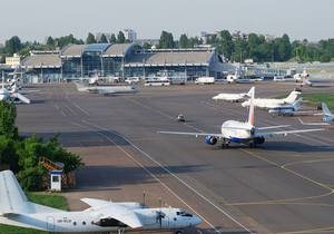 Аэропорт Жуляны возобновил работу