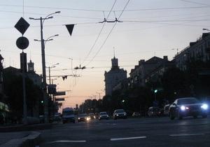 В Запорожском горсовете Партия регионов получила две трети мандатов