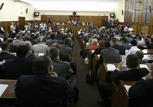 Правительство Сербии проведет экстренное собрание по вопросу Косово