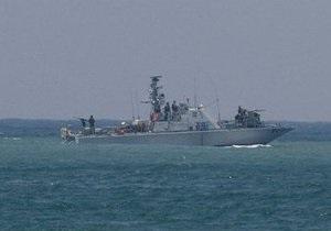 Израильские коммандос взяли на абордаж французское судно, следовавшее в Газу