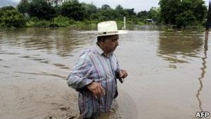 Наводнения в Центральной Америке: не менее 80 погибших