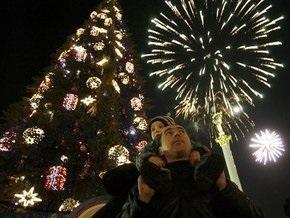 Главную елку страны на Майдане начнут собирать 7 декабря