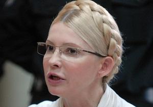 Тимошенко: Мне жаль Януковича