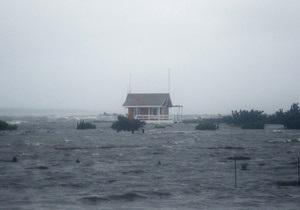 Ураган Айрин: В пригороде Вашингтона без света остаются около 143 тысяч человек
