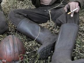 На шахте в Донецкой области погиб горняк