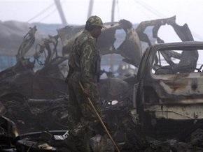 Теракты в Индии: число жертв возросло до 70 человек