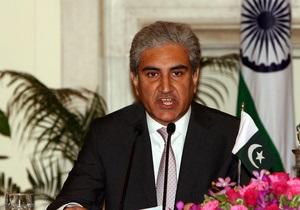 Пакистан согласился принять материальную помощь от Индии