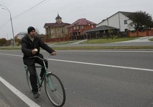 Киевские власти обещают увеличить количество дорог на треть