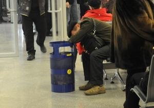 Из-за непогоды в аэропорту Борисполь задерживаются некоторые рейсы