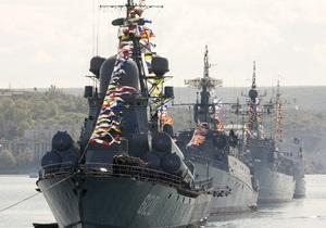 Военные ЧФ РФ провели запуски крылатых ракет неподалеку от мыса Тарханкут