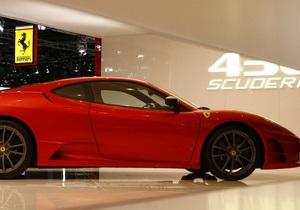 В Киеве пройдет первая в Украине выставка тюнингованных Ferrari, Jaguar, BMW, Mercedes-Benz и других суперкаров
