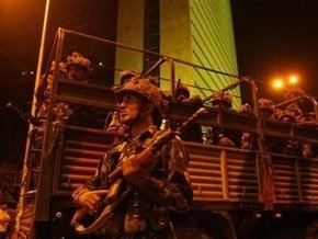 Индийский спецназ освободил 39 заложников в гостинице Оберой