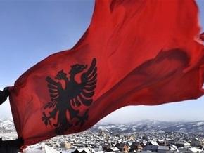 Македония признала независимость Косово