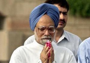 Индийские депутаты устроили драку в парламенте