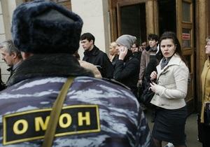 СМИ сообщили о поимке возможных организаторов терактов в московском метро. Следствие все опровергает