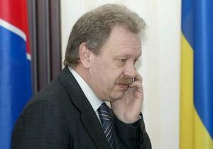 УП: В депешах Wikileaks говорится об отказе Дубины подписывать газовые контракты без консультации с Ющенко