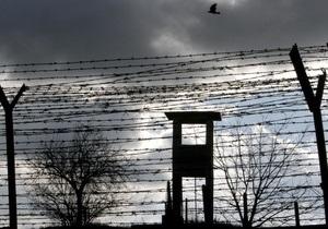В Винницкой тюрьме 12 пожизненно заключенных решили стать монахами