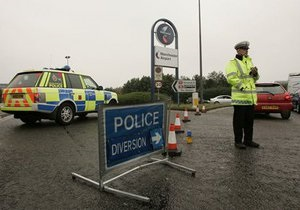 Один из украинцев проходит по делу о взрывах возле мечетей в Британии как свидетель - полиция