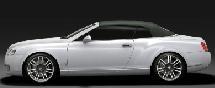 Bentley выпустил лимитированную  51-ю серию  Continental GT GTC