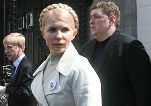 Тимошенко: Ни одного решения, подобного тем, которые навязывает Янукович, я бы не приняла