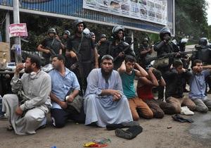 Египет - Каир - конфлик - Братья-мусульмане - Премьер Египта считает нужным распустить движение Братья-мусульман