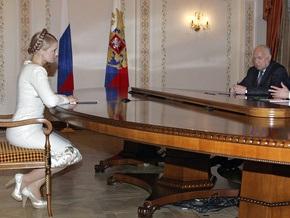 Тимошенко отказалась комментировать ситуацию с Черномырдиным