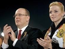 Князь Монако женится на олимпийской чемпионке
