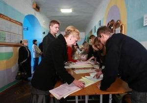 Выборы в Украине прошли спокойно - депутаты Европарламента