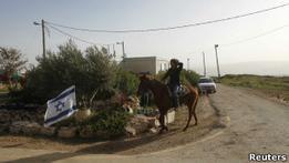 Старейшее еврейское поселение уберут с Западного берега