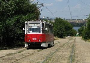 В Николаеве не ходят трамваи и троллейбусы
