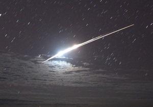 Этой ночью жители Земли смогут наблюдать первый метеорный дождь 2012 года