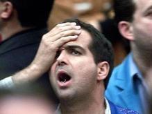В США зафиксирован новый спад фондового рынка