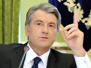 Ющенко заявил, что  пахан  от БЮТ запугал земляков убитого Олийныка