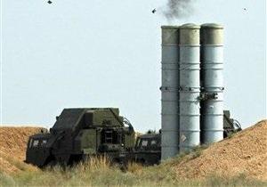 Россия разместила в Абхазии комплекс С-300