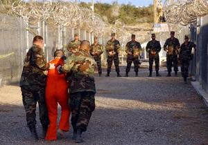 США переправили двух узников Гуантанамо в Швейцарию