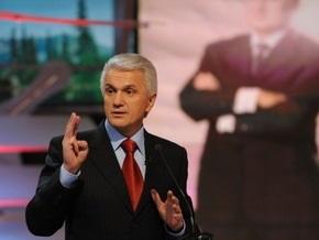 Литвин заявил, что БЮТ пытается напугать регионала Ефремова