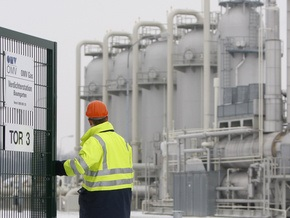 Словакия будет получать чешский газ