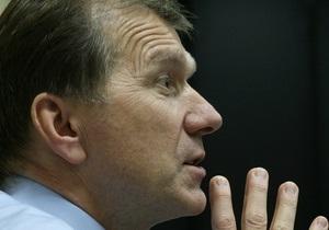 Янукович наградил Сафиуллина орденом За заслуги