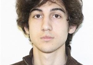 Джохар Царнаев перед арестом написал записку о цели теракта в Бостоне
