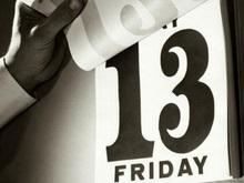 Психиатры советуют в пятницу 13-го расширить сознание и расслабиться