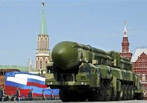 Россия не будет сокращать ракетные войска
