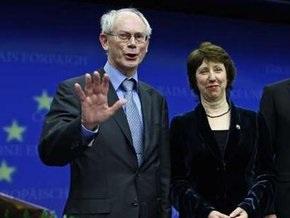 В ЕС подтверждают назначение Ван Ромпея президентом Европейского совета