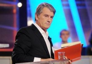 Врут: Ющенко отрицает, что был инициатором возбуждения дела против Тимошенко