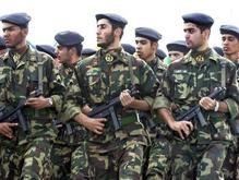 В Иране проходят масштабные военные учения