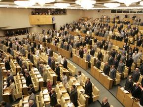 Госдума РФ одобрила в первом чтении законопроект о продлении сроков президентства