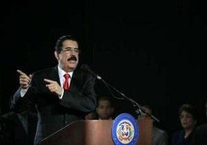 В Гондурасе тысячи сторонников свергнутого президента вышли на улицы